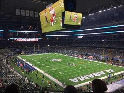 AT&T Stadium secção 327