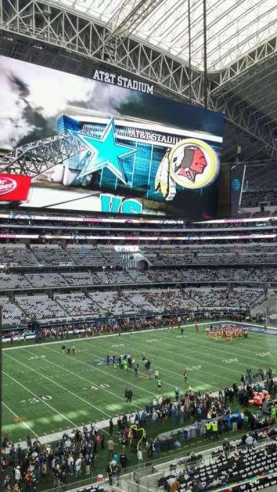 AT&T Stadium secção C314