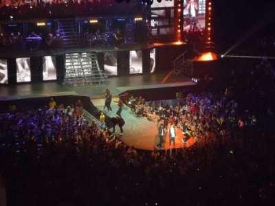Scotiabank Arena secção 305