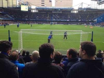 Stamford Bridge, secção: L12, fila: P, lugar: 80