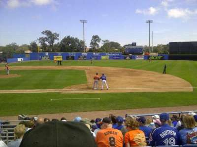 Florida Auto Exchange Stadium secção 202