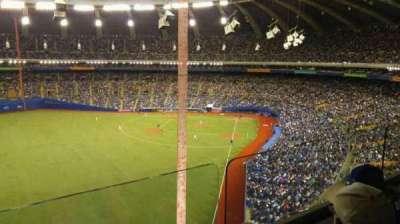 Olympic Stadium, Montreal secção 442