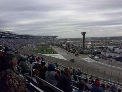 Texas Motor Speedway, secção: 134, fila: 42, lugar: 11