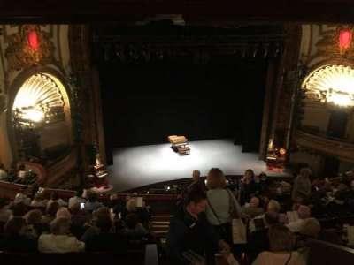 Palace Theatre (Broadway), secção: Mezzanine, fila: J, lugar: 111