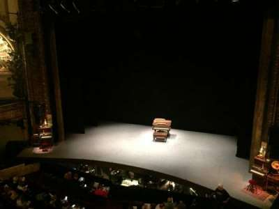 Palace Theatre (Broadway), secção: Mezzanine Right, fila: AA