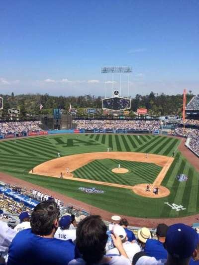 Dodger Stadium secção 7