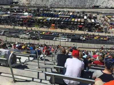 Bristol Motor Speedway, secção: AA Allison Towers, fila: 127, lugar: 13