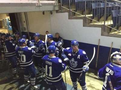 Webster Bank Arena, secção: 111, fila: 5, lugar: 8