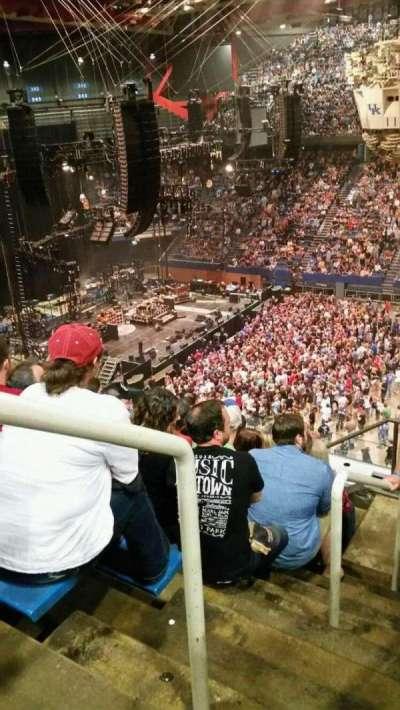 Rupp Arena, secção: 230, fila: J, lugar: 35