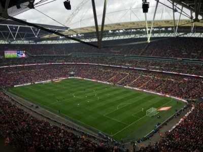 Wembley Stadium secção 520