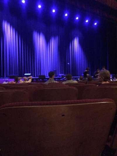 Chicago Theatre, secção: MNFL3L, fila: KK, lugar: 313