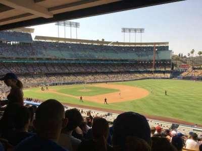 Dodger Stadium secção 152LG
