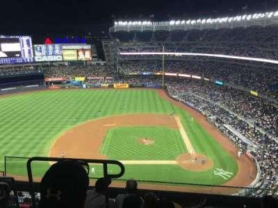 Yankee Stadium secção 423