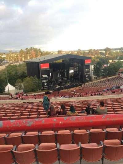 Irvine Meadows Amphitheatre, secção: Lawn, fila: GA, lugar: GA