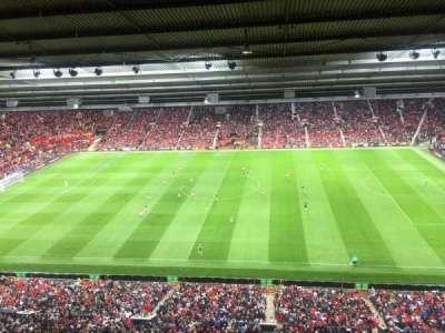 Old Trafford, secção: N4405, fila: 1, lugar: 94