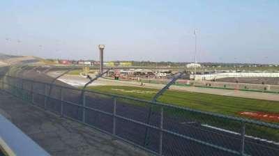 Kentucky Speedway secção GS4H