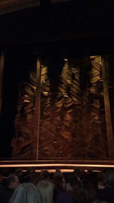 Bernard B. Jacobs Theatre secção Orchestra C