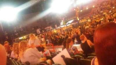 Spokane Arena secção 115