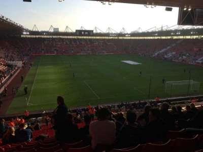 St Mary's Stadium secção 45
