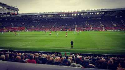 Old Trafford, secção: Sir Alex Ferguson Stand