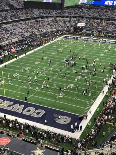 AT&T Stadium secção 423