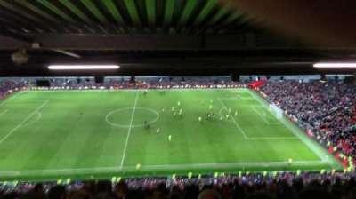 Old Trafford, secção: N4405, fila: 19, lugar: ?