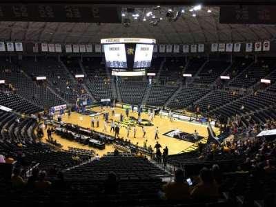 Charles Koch Arena secção 119