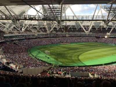 London Stadium secção 229