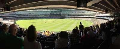 Melbourne Cricket Ground secção N13