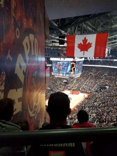Scotiabank Arena secção 313