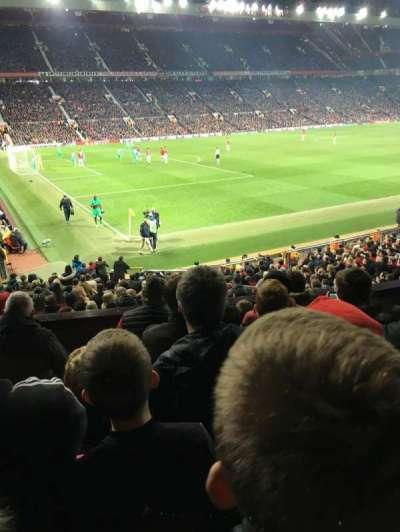 Old Trafford, secção: Fam