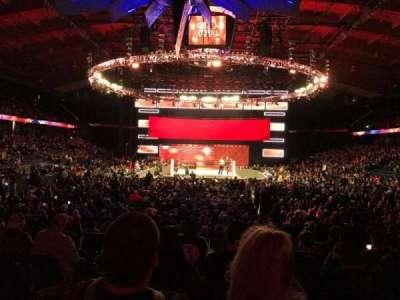 Allstate Arena secção 114