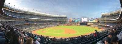 Yankee Stadium, secção: 215, fila: 12, lugar: 12