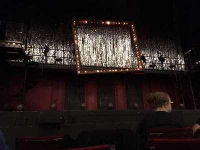 Proctor's Theatre secção Pit