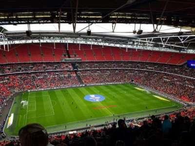 Wembley Stadium, secção: 503, fila: 35