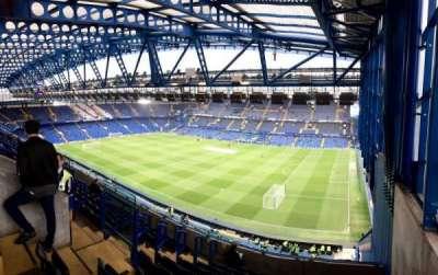 Stamford Bridge, secção: 1, fila: 11, lugar: 4
