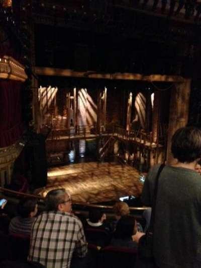 PrivateBank Theatre, secção: Mezzanine L, fila: E, lugar: 9