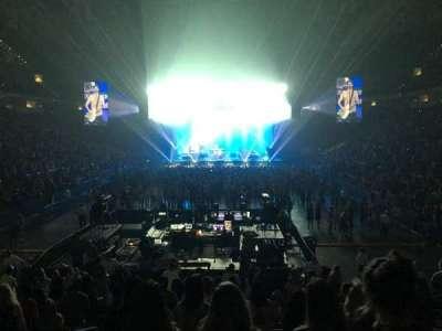 PNC Arena, secção: 126, fila: P, lugar: 10
