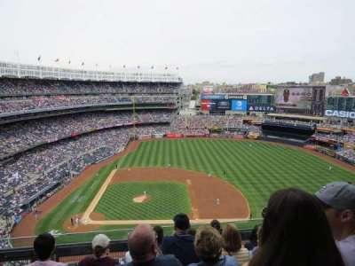 Yankee Stadium secção 416