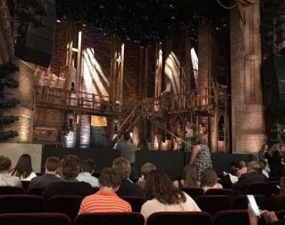 PrivateBank Theatre, secção: Orchestra L, fila: K, lugar: 17-19