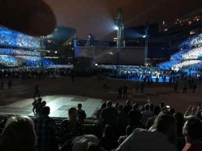 Soldier Field, secção: 121, fila: 12, lugar: 14