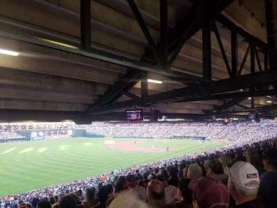 Oriole Park at Camden Yards, secção: 69, fila: 13, lugar: 7