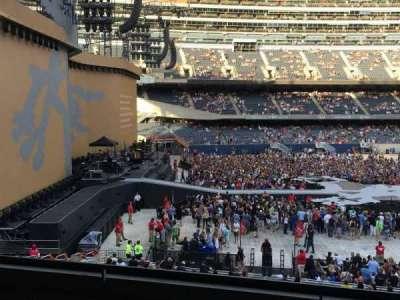 Soldier Field, secção: 243, fila: 5, lugar: 17