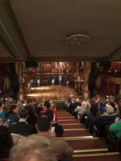 PrivateBank Theatre, secção: Mezzanine LC, fila: M, lugar: 301