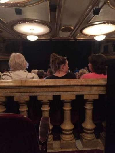 Palace Theatre (Broadway), secção: Orchestra, fila: ZZ, lugar: 115