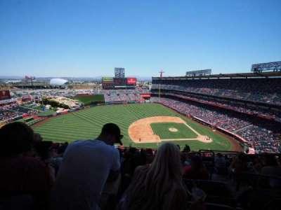 Angel Stadium secção V512