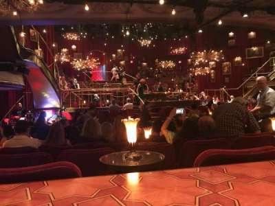 Imperial Theatre, secção: ORCH, fila: L, lugar: 15