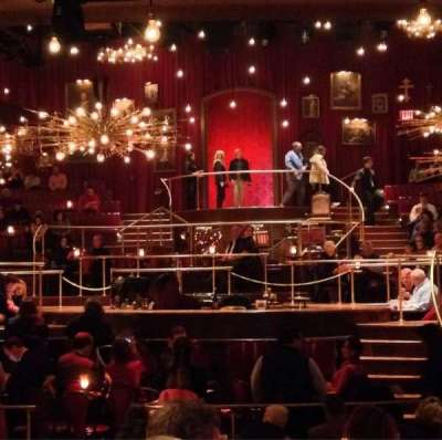 Imperial Theatre, secção: Center Orch, fila: M