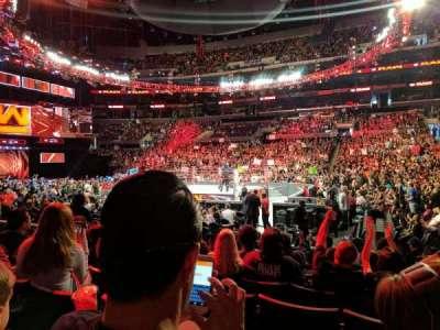 Staples Center secção 110