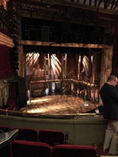 PrivateBank Theatre, secção: Mezzanine L, fila: D, lugar: 5
